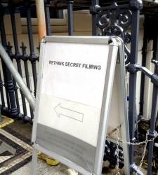 Our Secret Filming Event…