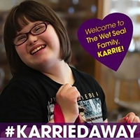 The inspiring story of Karrie Brown