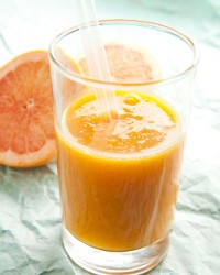 Butternut Squash & Citrus Juice