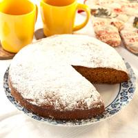 Cinnamon Spice Cake