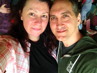 Liz Scully & Jonathan Fields on the Good Life Project in Costa Rica 2015