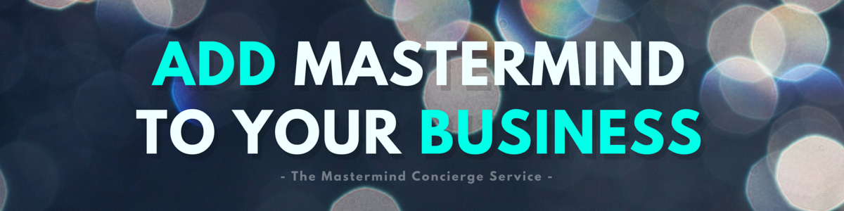Rethink Central - The Mastermind Concierge Service - Add Mastermind to your business