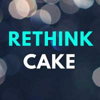 We like cake and eat in on reatreat - why not bake some now?