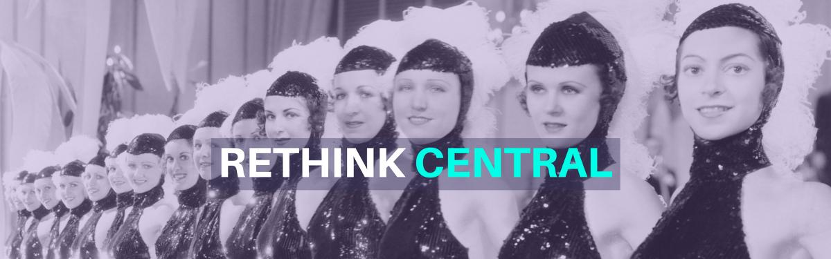 Rethink Central - time to get joyful!