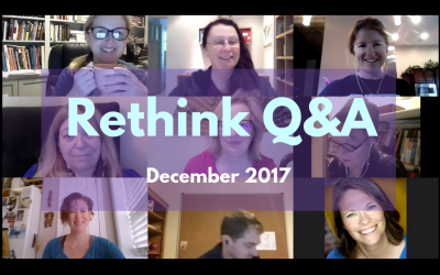 Monthly Q&A Call – December 2017