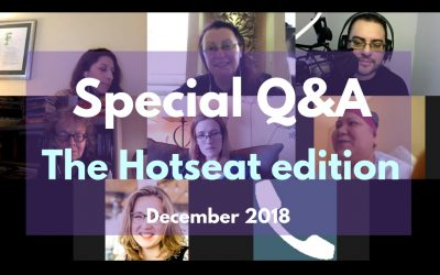 Monthly Q&A Call – December 2018