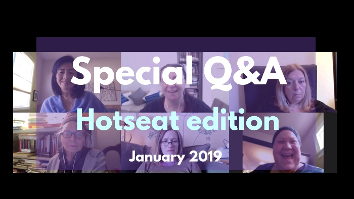 Monthly Q&A Call – January 2019