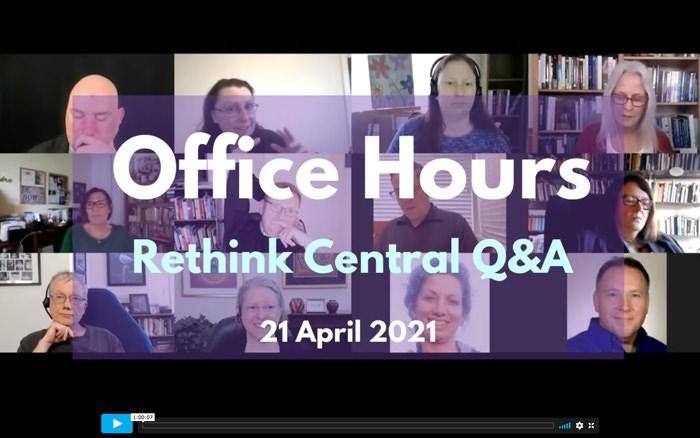 Rethink Q&A April 2021